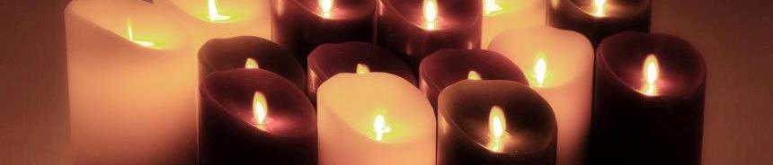 Pillars-Votives-Tea Lights