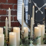 Decorative Tapers and Candleholders